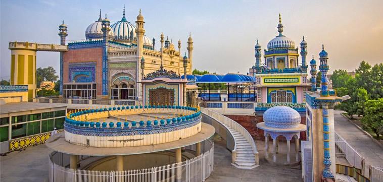Bhong Mosque The Hidden Jewel of Rahim Yar Khan_